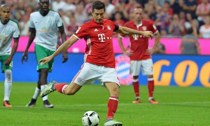 Bayern Munich annihilates Werder Bremen in Bundesliga opener