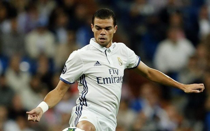 Pepe to leave Real Madrid after 10 years
