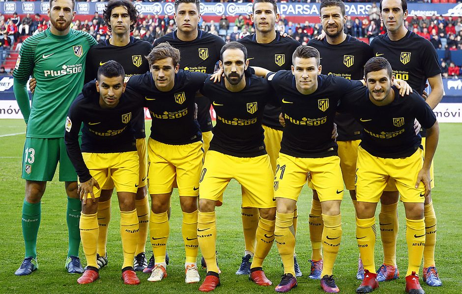 Atletico Madrid fails in CAS appeal for transfer ban