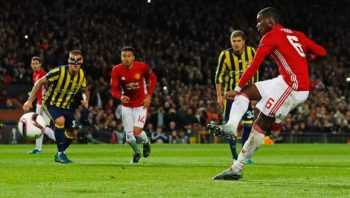 Dominant United strikes four past Fenerbache