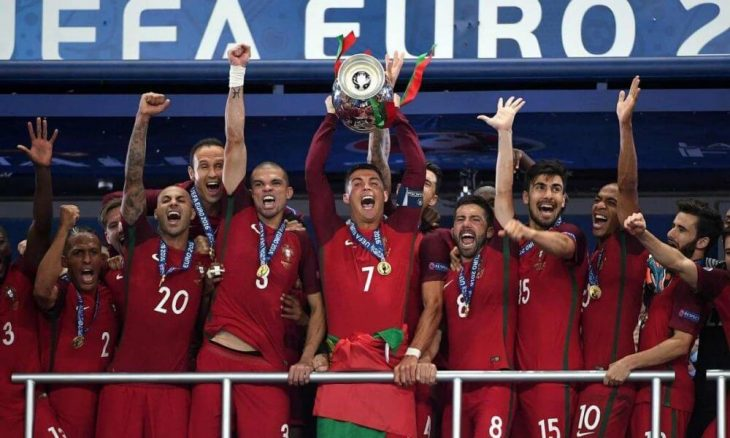 Portugal wins first ever European Championship trophy