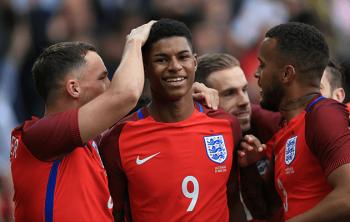 Marcus Rashford for England's Euro 2016 Squad