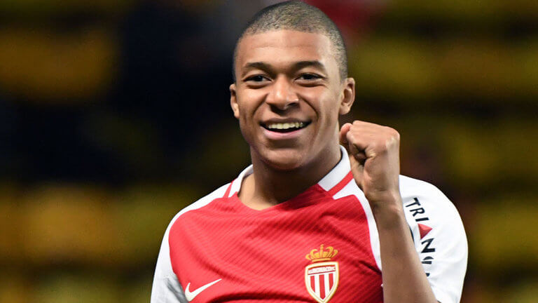 Monaco and Real Madrid holding talks over Kevin Mbappe