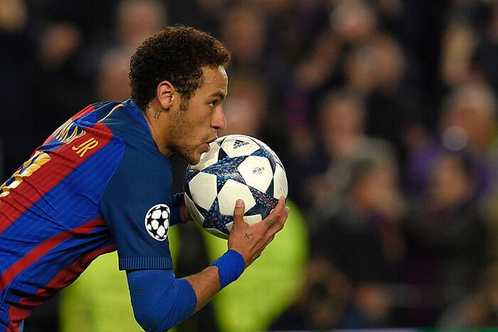 PSG confident of luring Neymar despite Barca urging Brazilian to stay