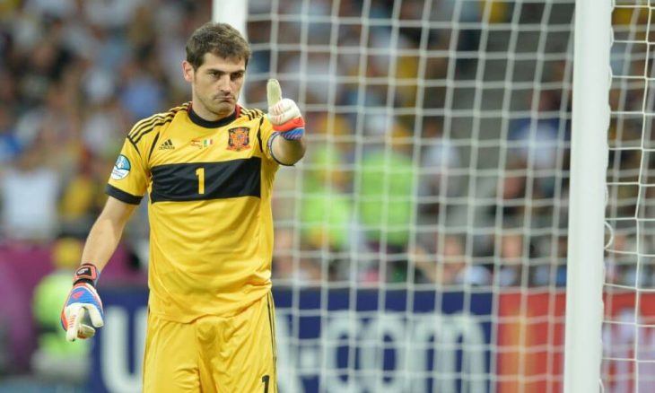Iker Casillas dropped from Spain International squad