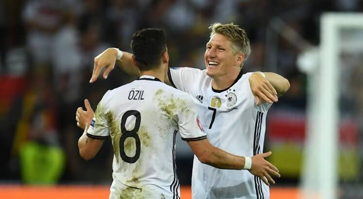 Euro 2016: Germany, Wales and France open campaign with wins