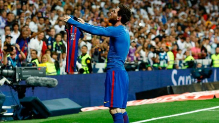"""Pep Guardiola: Barca """"almost unbeatable"""" with Lionel Messi"""