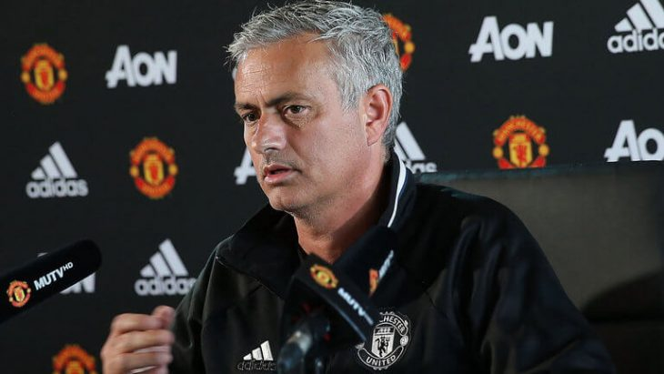 "Jose Mourinho: Premier League ""doesn't care"" about Europe"