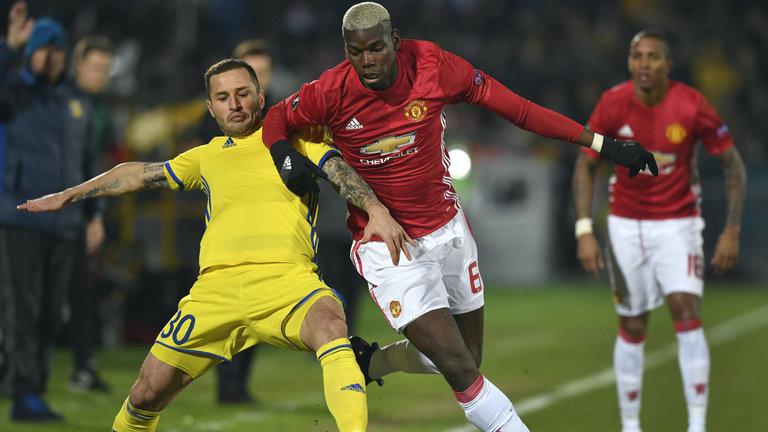 Europa League: United claims away goal advantage against Rostov