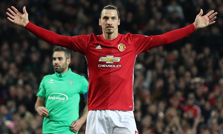 UEL: Man United takes solid lead while Gent deflates Spurs
