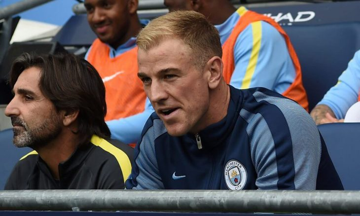 Joe Hart prepares for Guardiola era debut as Bravo flies in