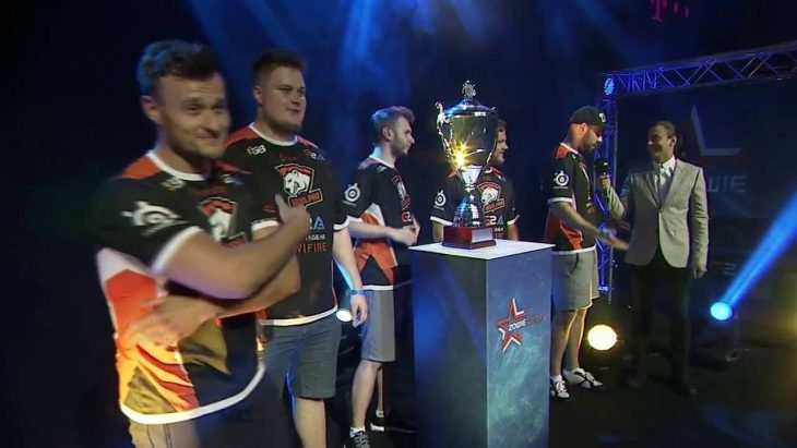 Virtus.pro are champions of Dreamhack Bucharest!