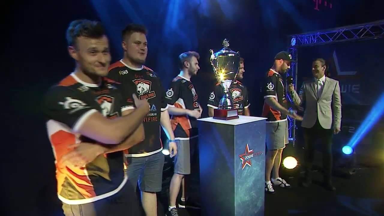 Virtus.pro are champions of Dreamhack Bucharest!