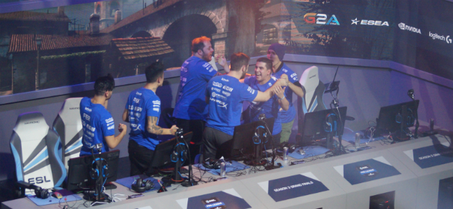 Luminosity Gaming wins yet another major CS:GO trophy