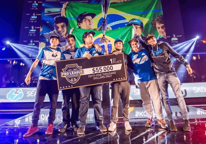 Tempo Storm wins first international Counter-Strike event
