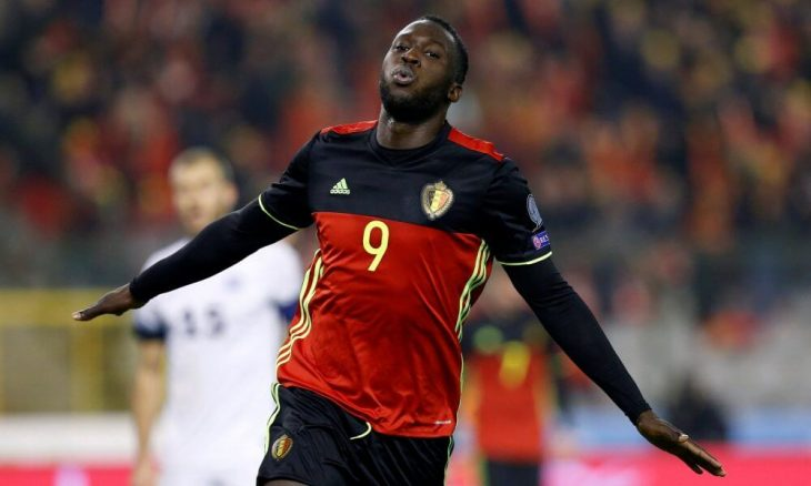 Belgium hits eight as Hazard gives injury scare