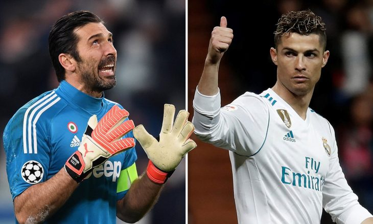 "Buffon: Cristiano Ronaldo is an ""assassin"""