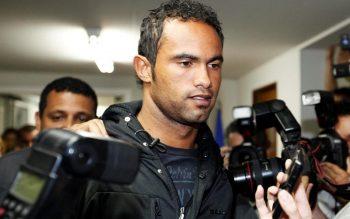 Kiper Brasil Bruno Fernandes re-ditangkap