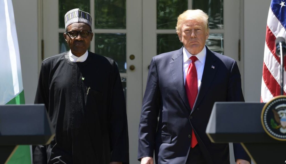 Donald Trump repeats appeal to nations to support US World Cup bid