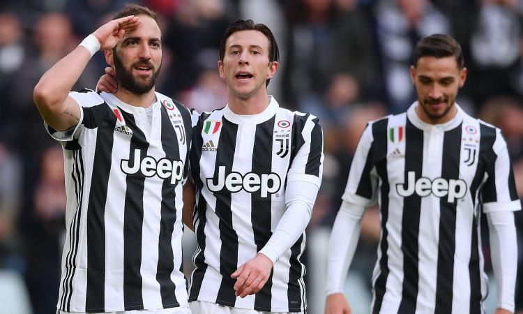 Serie A: Juventus decimates Sassuolo as Napoli stays ahead with win