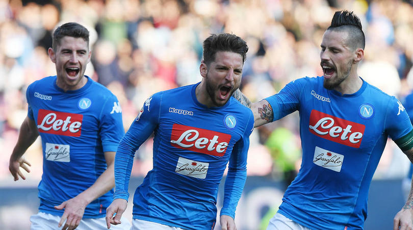 Serie A: Napoli concedes early but wins to stay on top of table