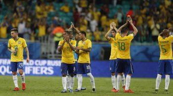 Brasil puncak peringkat FIFA setelah tujuh tahun menunggu