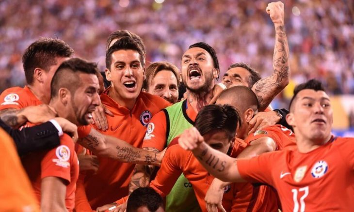 Chile repeats cruel feat to deny Messi international trophy