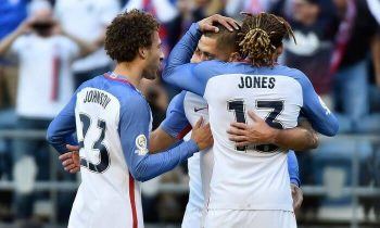 USA the first to get through to Copa America semi-finals