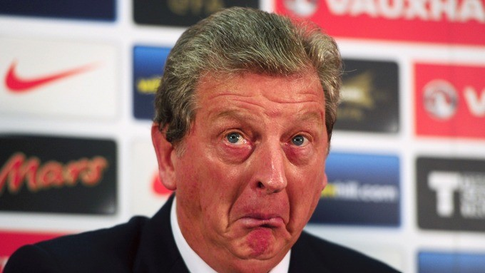 Roy Hodgson: 'I don't really know what I am doing here'