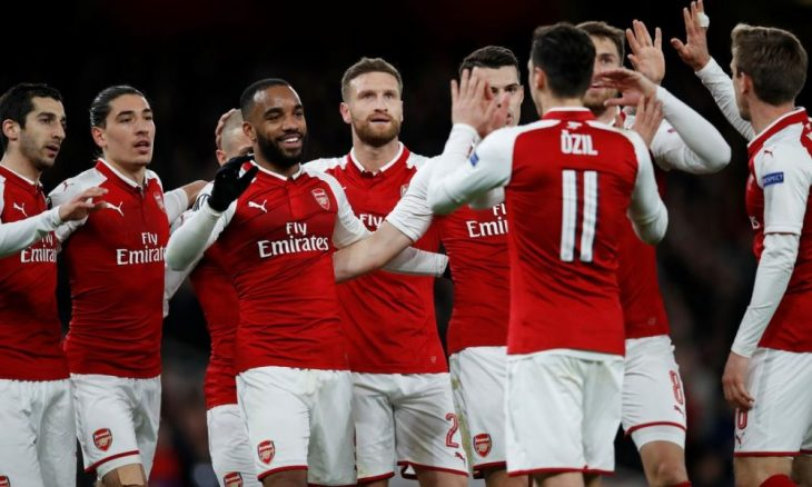 Europa League: Arsenal holds out at Moscow with second-half brace