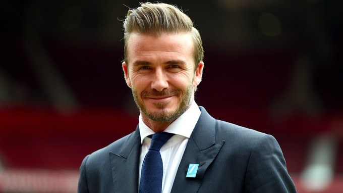 Qatar World Cup receives support from David Beckham