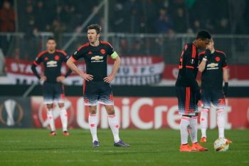United, Livepool fail to win in Europa League