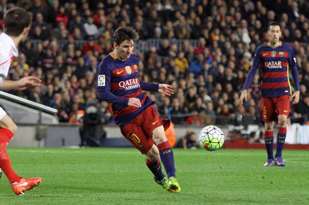 Messi ingin Real Madrid menang apa-apa