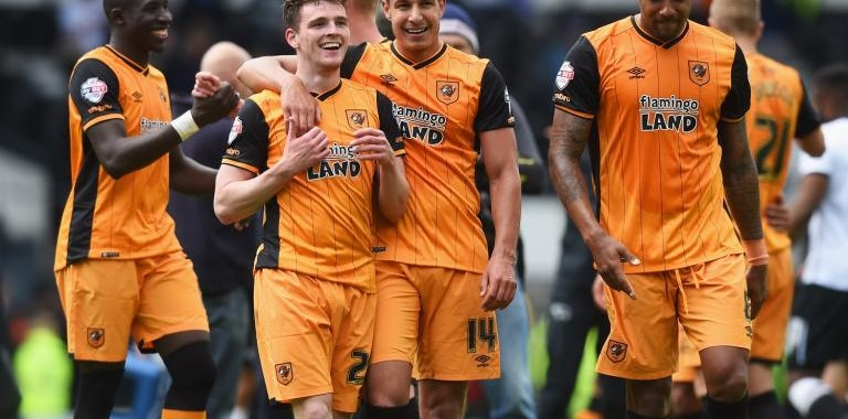 Hull City set to meet Sheffield Wednesday in playoff final