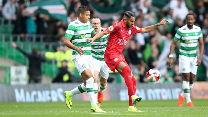 Leicester City defeats Celtic on penalties in friendly