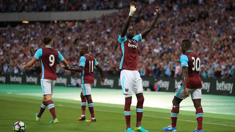 West Ham United defeats Domzale in new home stadium