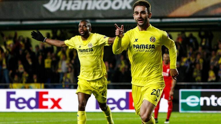 Villareal scores injury-time winner against Liverpool