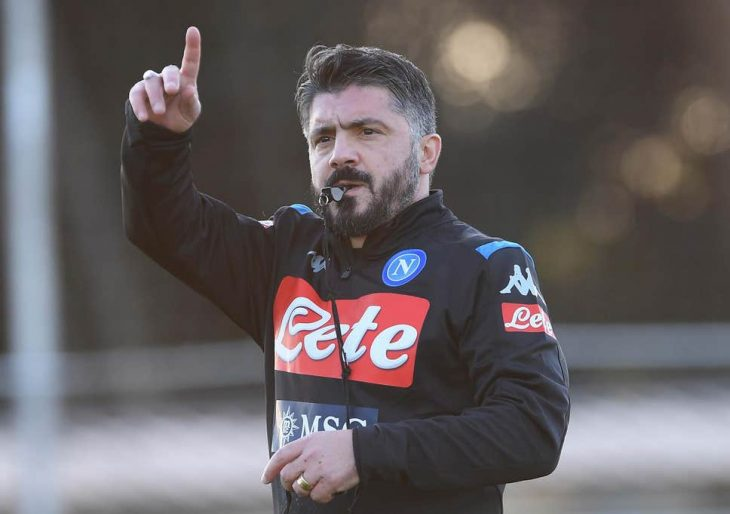 Gennaro Gattuso replaces Vincenzo Montella as head coach of AC Milan