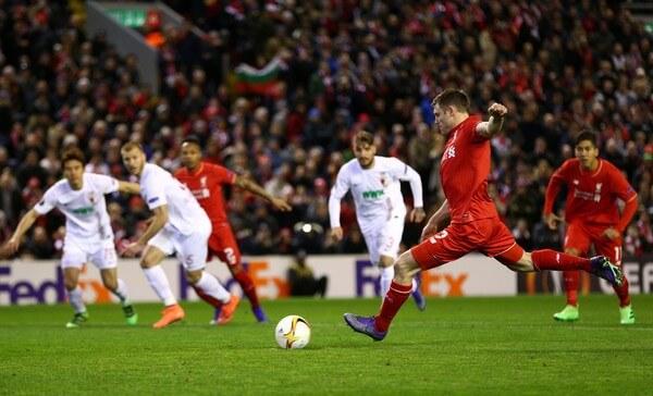 English clubs through in Europa League