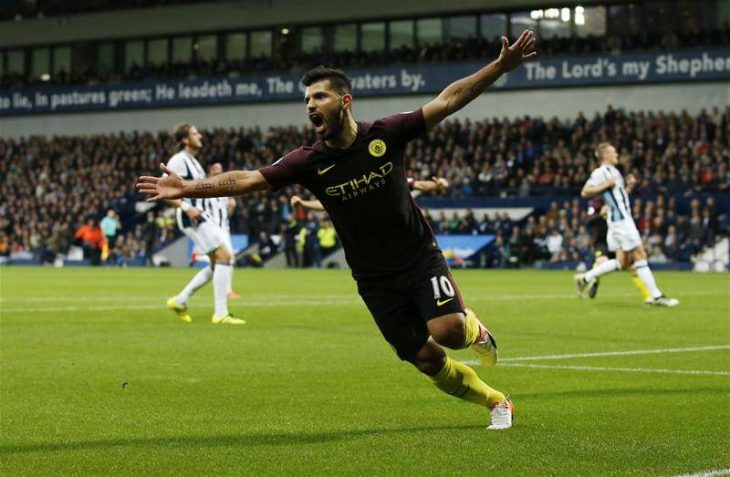 Pep Guardiola: Sergio Aguero will start against Barcelona