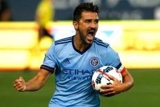 Spain recalls David Villa ahead of friendly against Italy