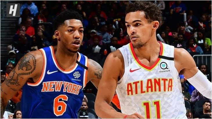 NBA Match Report: New York Knicks vs Atlanta Hawks