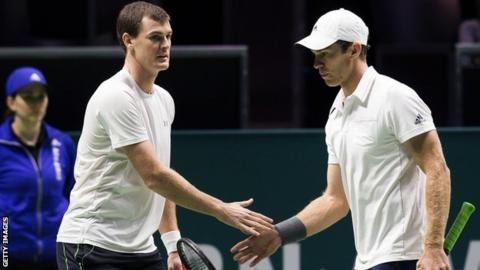 Murray-Peers to end doubles partnership