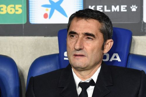 Ernesto Valverde appointed as FC Barcelona manager