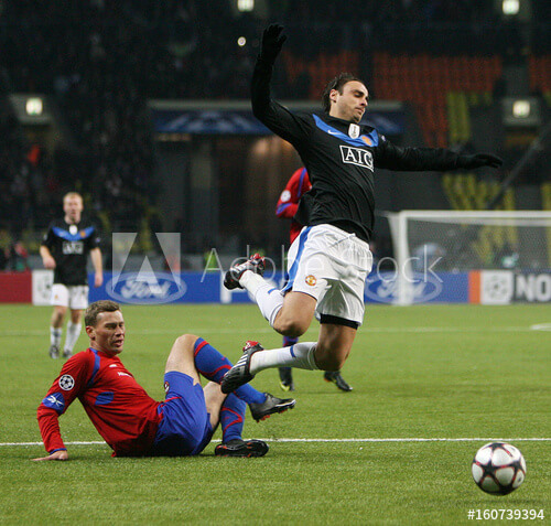 Champions League Group B: CSKA Moscow vs Manchester United