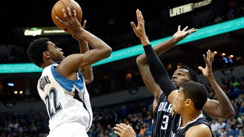 NBA GM's: Wiggins will be Breakout Player this Season