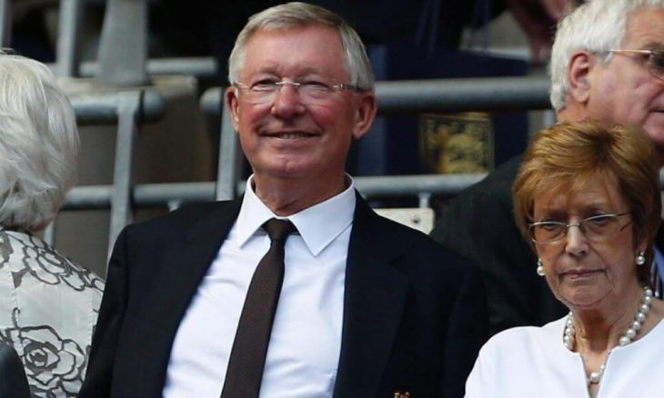 Sir Alex Ferguson regards Man City as title favourite