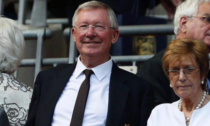 Sir Alex Ferguson regards Man City as title favourite
