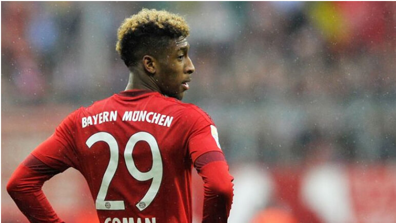 Bayern Munich signs Kingsley Coman on permanent deal