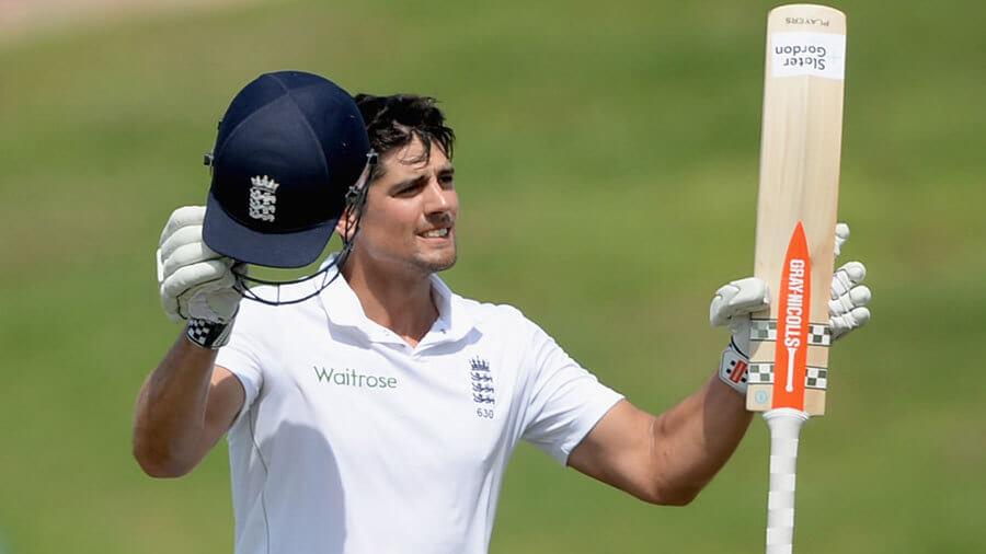 England Strikes Back